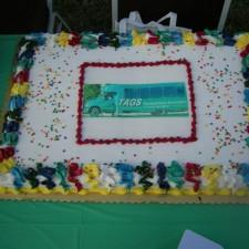 Tags cake '09